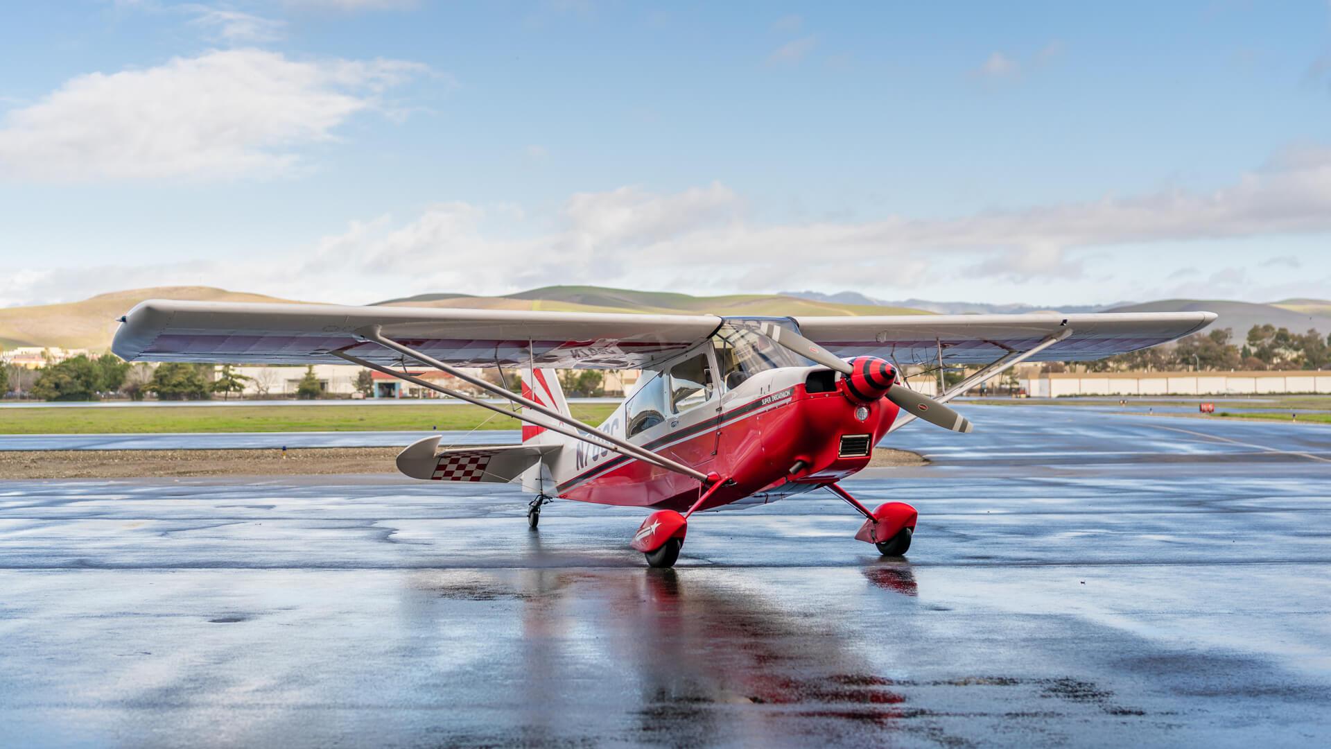Flight Training Airplanes