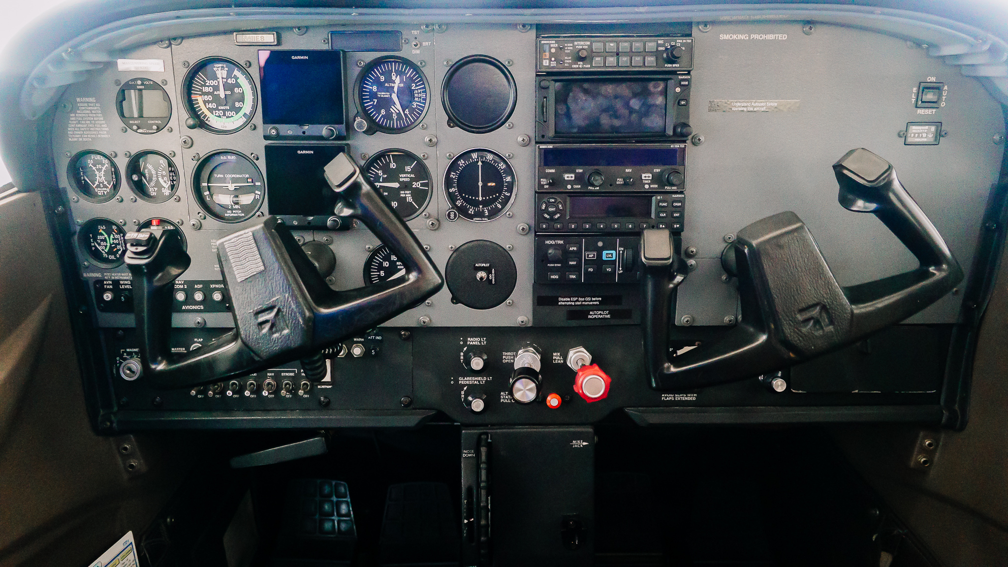 Flight Training Airplanes In San Francisco Bay Area
